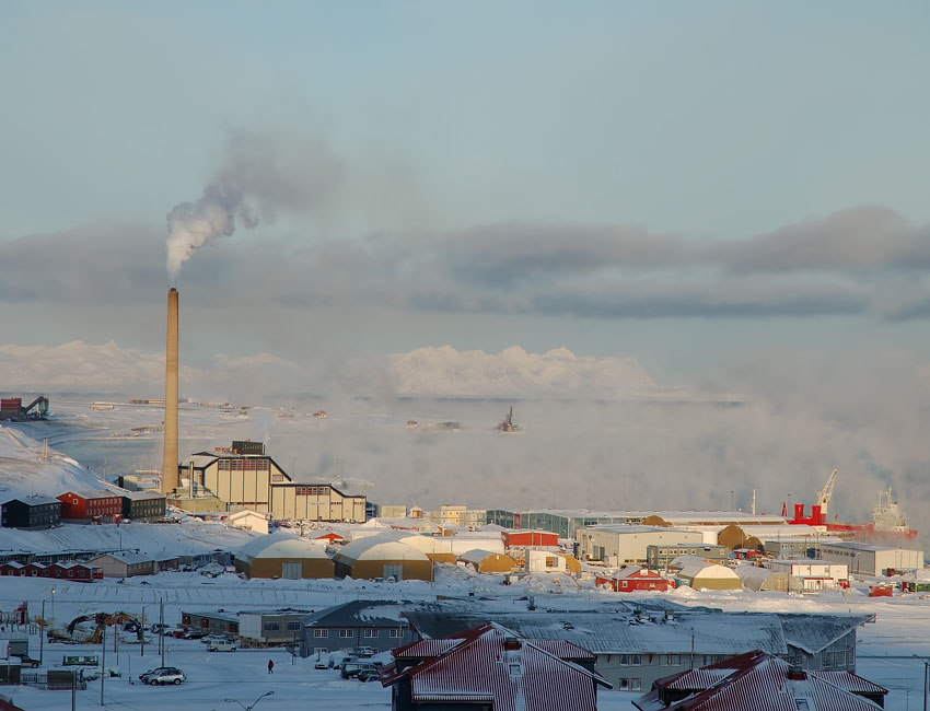 AT-331 Arctic Environmental Pollution Distribution and Processes