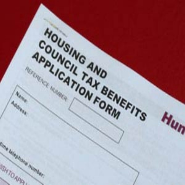 hb form - housing benefit form
