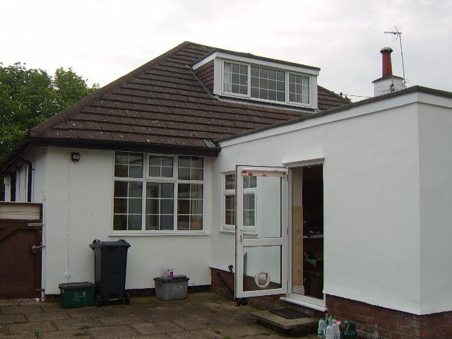 house extension neston