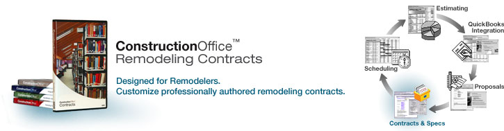 UDA Remodeling Contracts