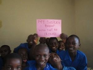 Foto: Breast ironing in Cameroon / Gender Danger