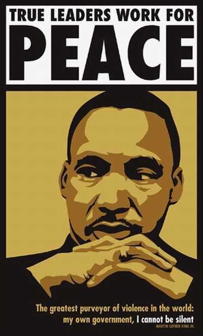 MLKtrueleaderspeace