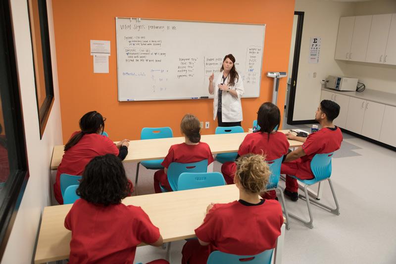 Coursework for Medical Assistant Programs Unitek College