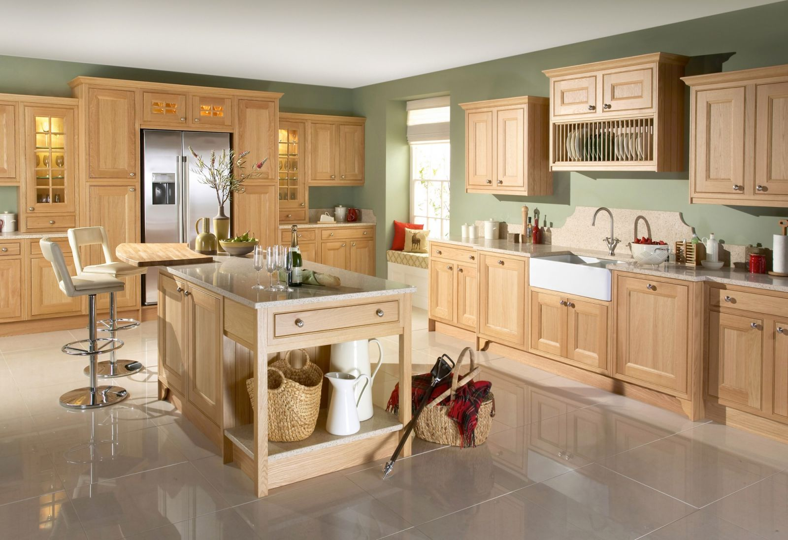light oak kitchen designs oak kitchen cabinets Units Online Platinum Category kitchens