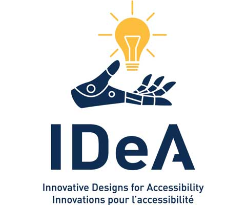 IDeA competition Innovative designs for accessibility