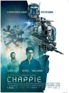 "Affiche du film ""Chappie"""