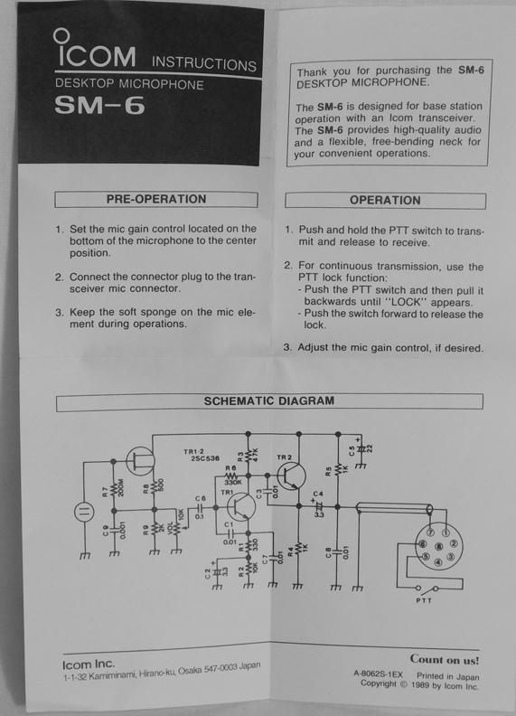 Kenwood Mc 42s Mic Wiring Diagram Index listing of wiring diagrams