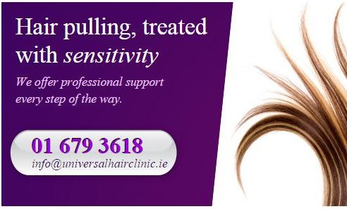 hair pulling trichotillomania
