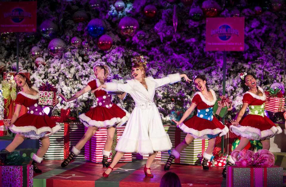 Holiday Parties  Seasonal Events at Universal Studios