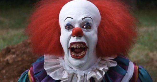 Un'infografica svela i clown più spaventosi visti al cinema e in tv