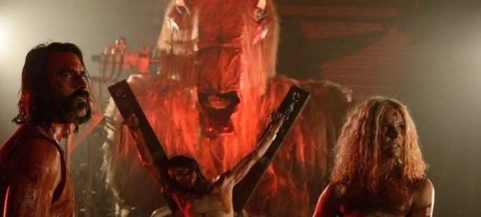 Sangue e morte nel nuovo malato trailer di 31, l'horror diretto da Rob Zombie