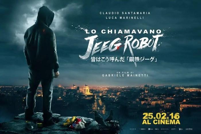 Oscar 2017 – Lo Chiamavano Jeeg Robot tra i film candidabili per l'Italia