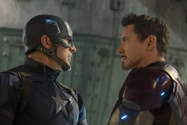 Aspettando la versione home video, ecco un assaggio dal making of di Captain America: Civil War