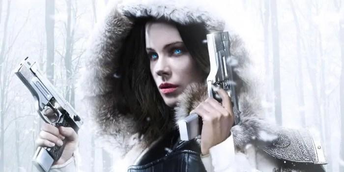 Una glaciale Kate Beckinsale nel primo poster italiano di Underworld – Blood Wars