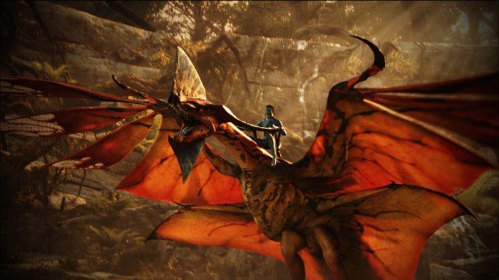 Le Cirque Du Soleil porta al teatro l'universo di Avatar con il Musical intitolato Toruk – The First Flight