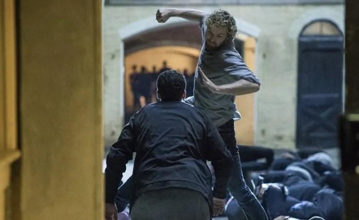 Dal New York Comic Con il nuovo adrenalinico trailer di Iron Fist, la serie tv Marvel