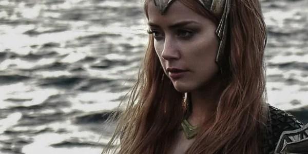 Diamo un primissimo sguardo ad Amber Heard nei panni di Mera sul set di Justice League