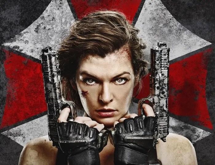Nuovo poster con Milla Jovovich per Resident Evil: The Final Chapter