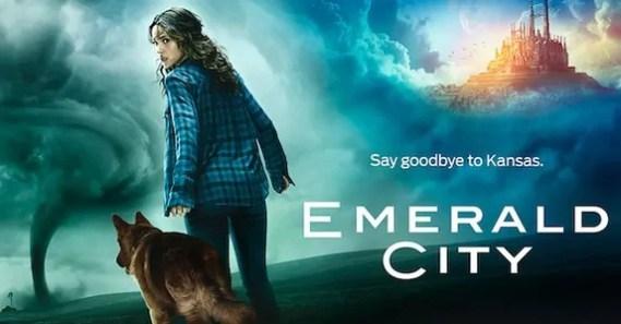 NBC svela il primo trailer di Emerald City, la serie tv tratta dal romanzo Il Mago di Oz