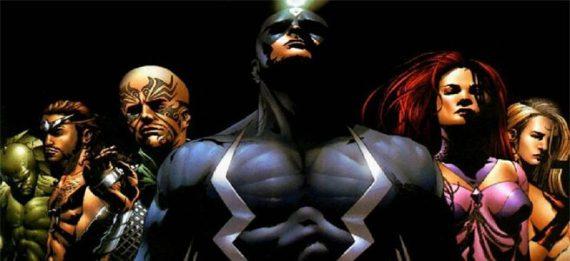 Marvel e ABC porteranno The Inhumans in televisione nel 2017