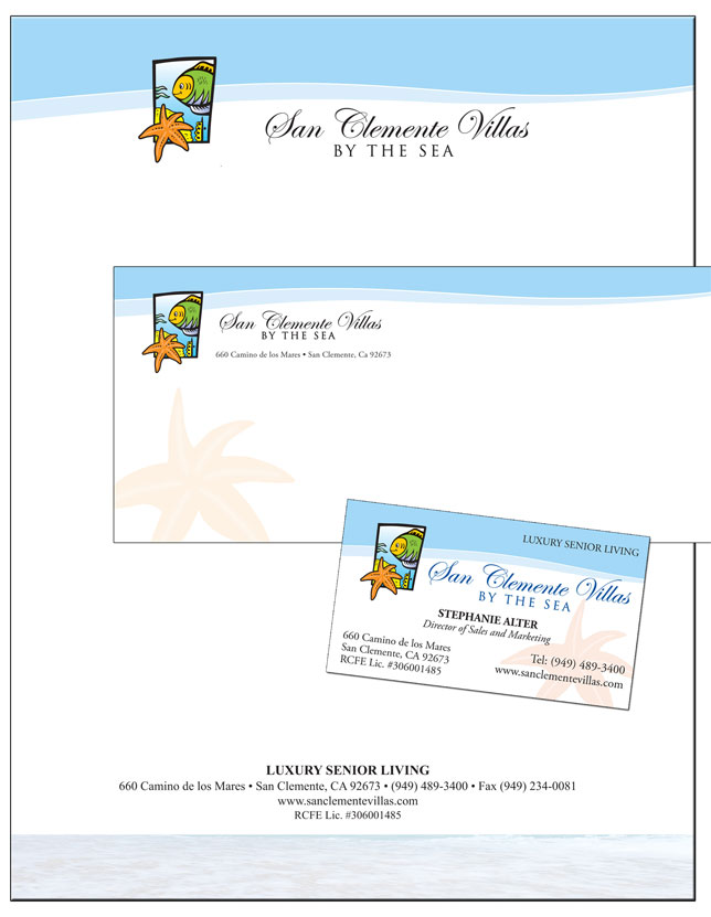 Stationery - Letterhead, Envelopes Universal Press Inc - Print