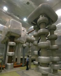 KEK accelerator. Image credit: KEK