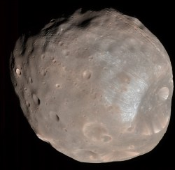 Martian moon Phobos