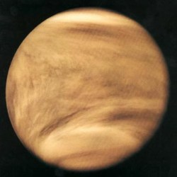 Venus.  From the Pioneer Venus Orbiter