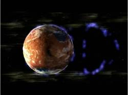How did Mars lose its atmosphere? (NASA)