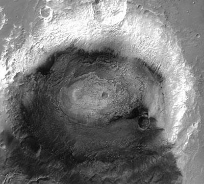 Crommelin Crater LTDs. Credit: ESA