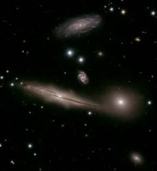 Hickson Galaxy Group.
