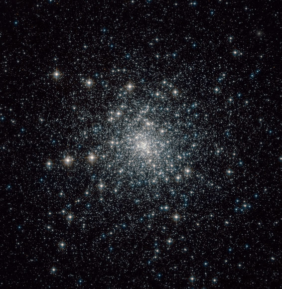 Messier 30, from HST's Advanced Camera for Surveys.  Credit:  NASA, ESA and Francesco Ferraro (University of Bologna)