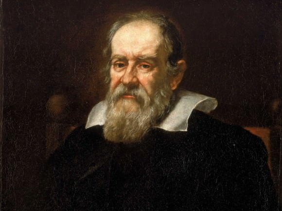 Portrait of Galileo Galilei by Giusto Sustermans, 1636 . Credit: