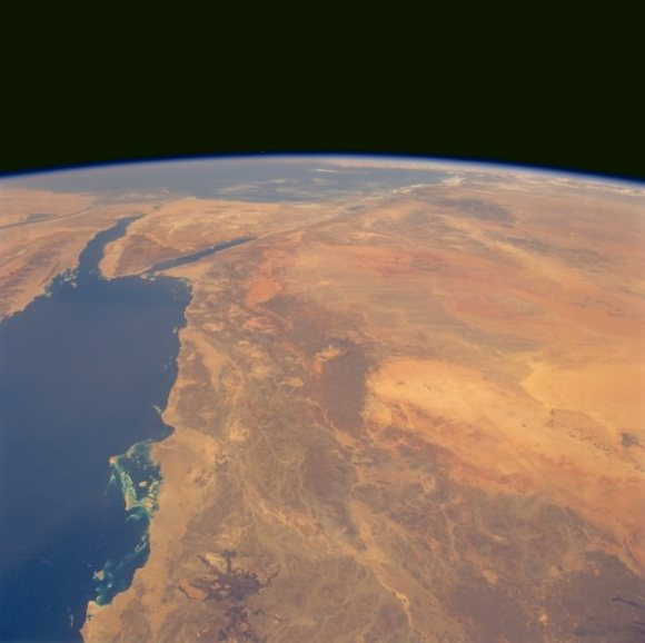 What Percentage of the Earth's Land Surface is Desert