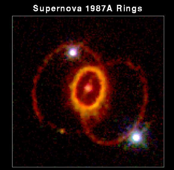supernova 1987a from earth - photo #6