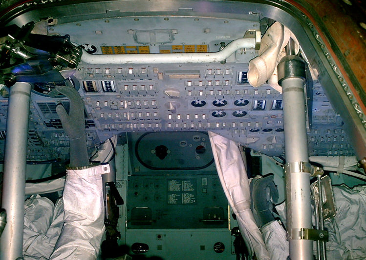 apollo capsule control panel - photo #23