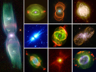 A Collection of Planetary Nebulae from the HST