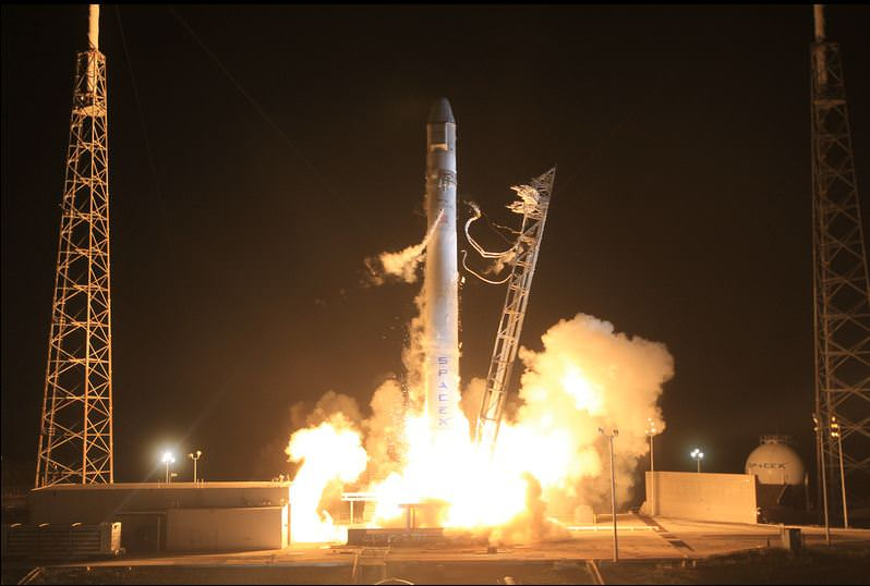 spacex dragon launch texas - photo #23