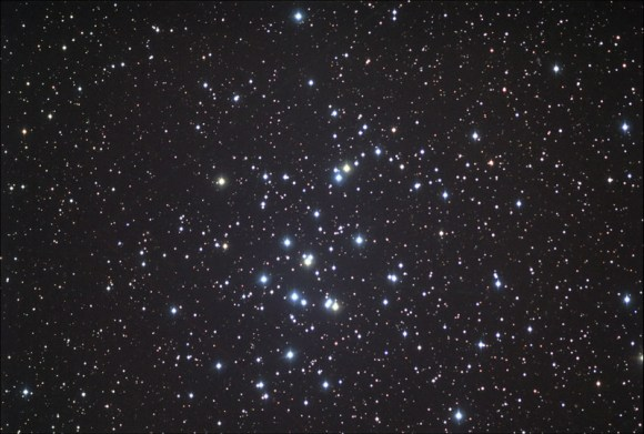 Beehive Cluster. Image credit: Tom Bash and John Fox/Adam Block/NOAO/AURA/NSF