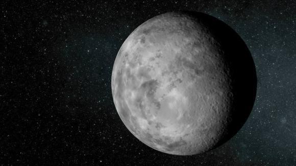 Kepler-37b, a moon-sized exoplanet. Credit: NASA/Ames/JPL-Caltech