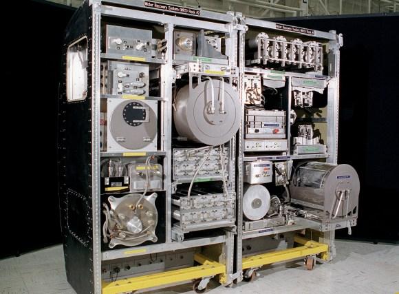 NASA's Water Recovery System. Credit: NASA