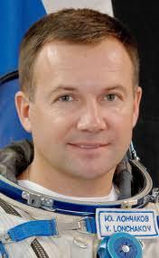 Cosmonaut Yury Lonchakov.