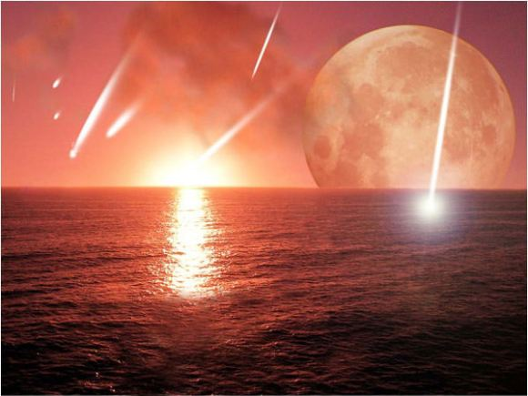 Further studies show that meteorite impacts may have created the right environments for life to develop