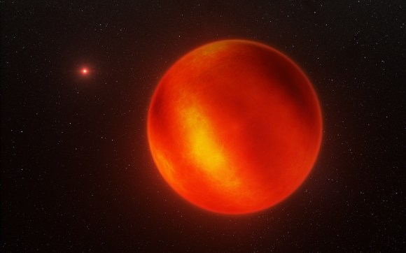 Brown Dwarf: Artist's conception