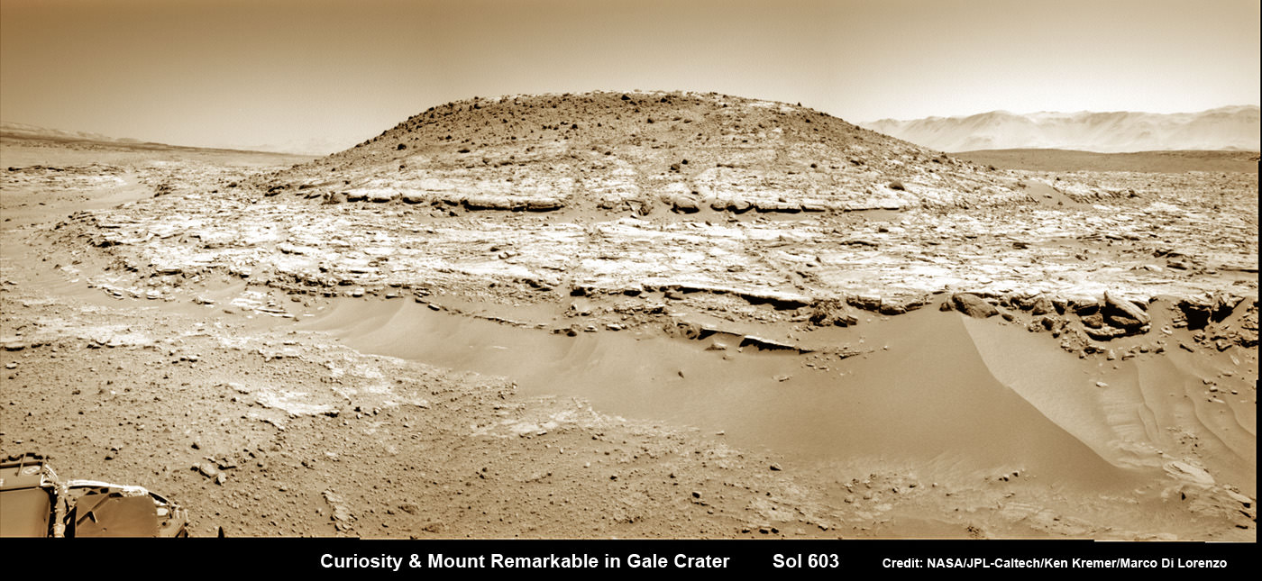gale crater rover in mars-#20