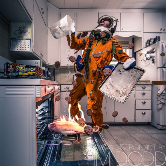 "One photo in the series ""A day in the life of Everyday Astronaut"". Credit: Tim Dodd"