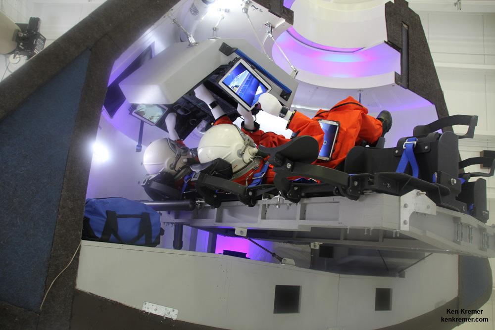 boeing spacecraft human - photo #9