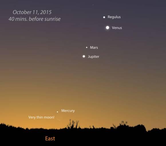 Lune et Venus au petit matin du 10/12/2012 Conj-Oct11-Mercury