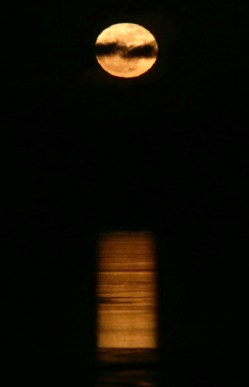 Small Of What Direction Does The Moon Rise
