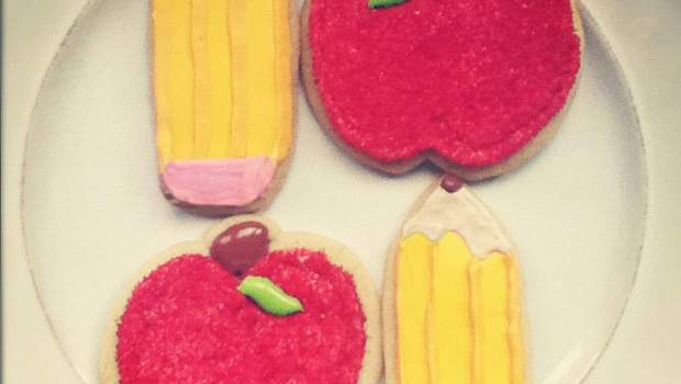 My Grandma's Sugar Cookie Recipe (University Foodie)